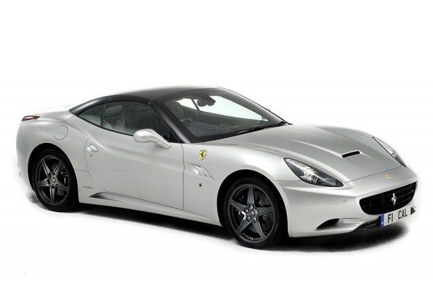 Ferrari California: Специално за Гуудууд