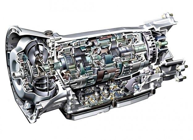 Mercedes подготвя деветстепенен автоматик