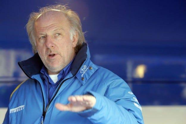Ричардс ще бъде само ментор на MINI във WRC
