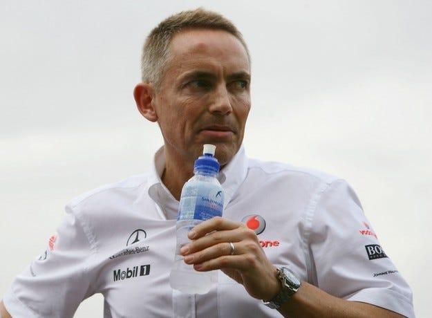 Шефът на Williams сменя Уитмарш във ФОТА