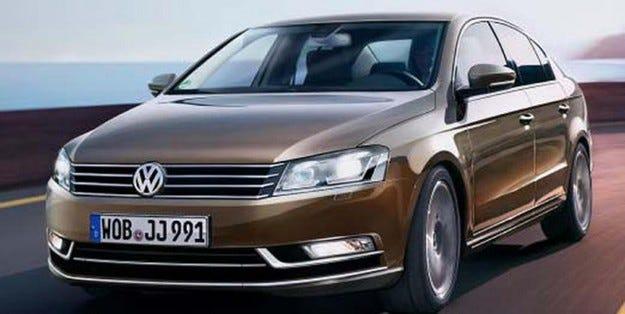 Разкрито: VW Passat