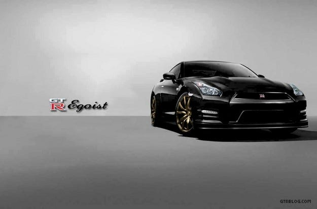 Разкрито: Nissan GT-R 2012