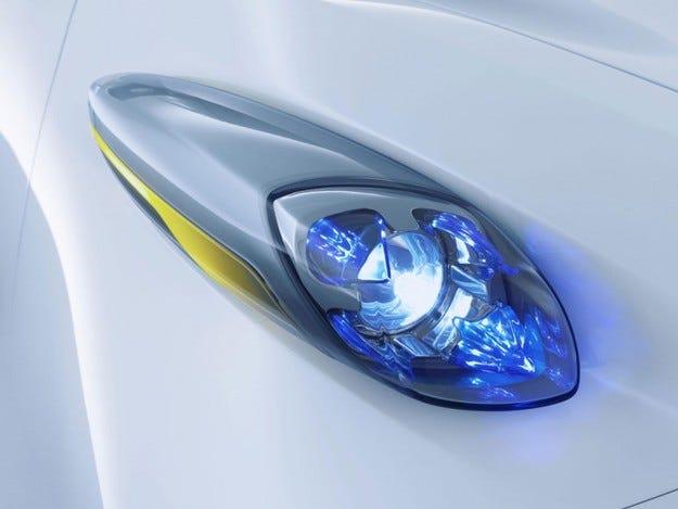 Nissan Townpod: Пратеник на една нова ера