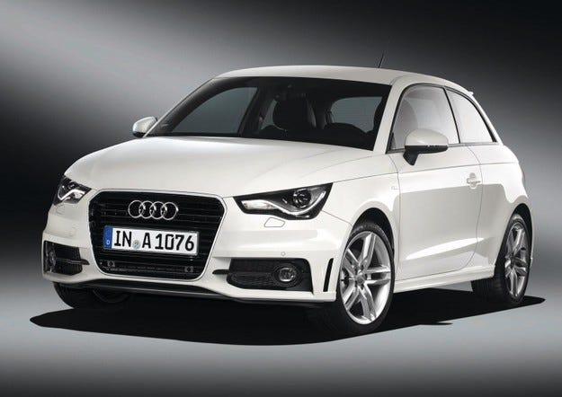 Audi S1: Имате грешка! Тук е A1 1.4 TFSI