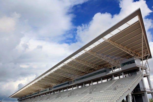 Официално: ФИА одобри пистата в Корея