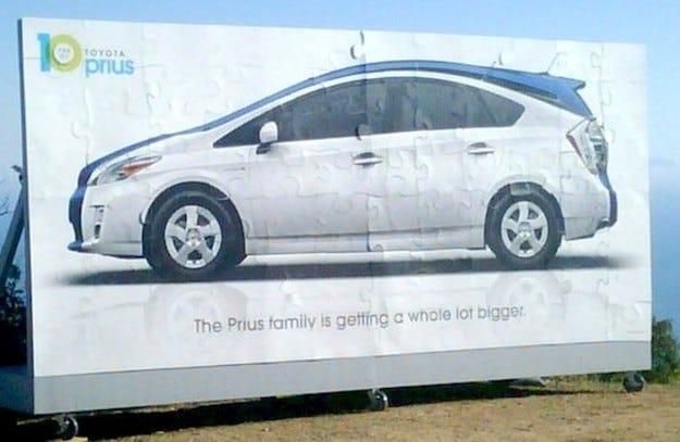 Toyota Prius MPV: Очаквайте