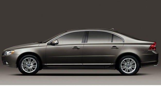 Volvo няма да се конкурира със седма серия и S-класата