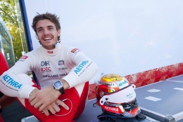 Жул Бианки ще бъде официалният тестови пилот на Ferrari