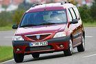 Dacia Logan MCV 1.5 Laureate