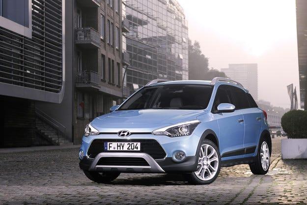 Новият Hyundai i20 е сред най-добре продаващите се модели