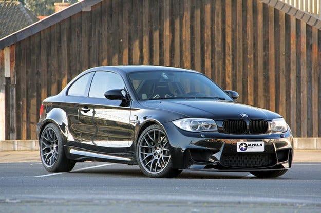 Alpha-N възроди BMW Серия 1M Coupé: 564 к.с. и 734 Нм