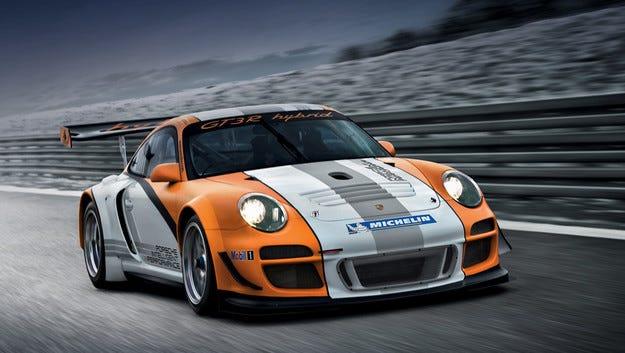 Хибридни версии ще имат всички модели на Porsche