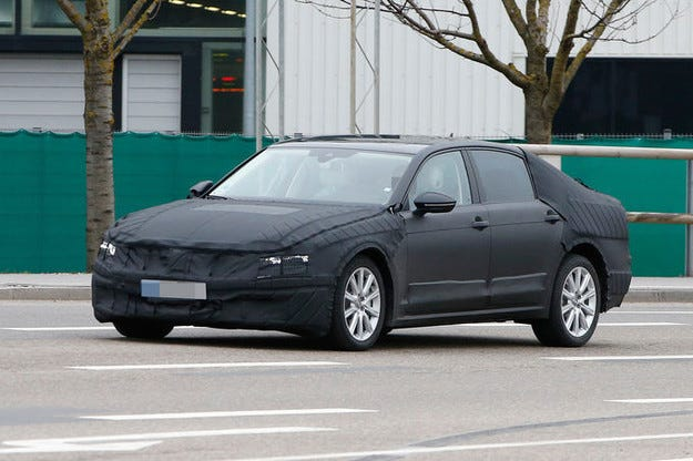 Прототипът VW C Coupé GTE: Ето го китайския Phaeton
