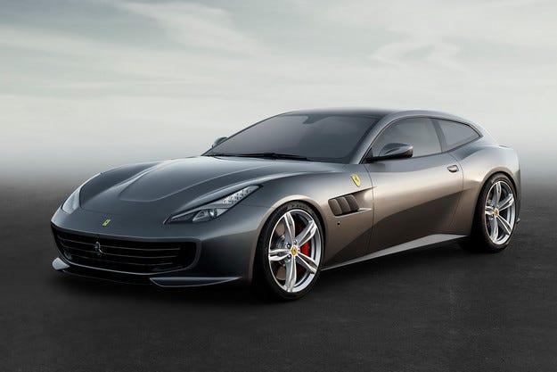 Компанията Ferrari преименува суперавтомобила FF