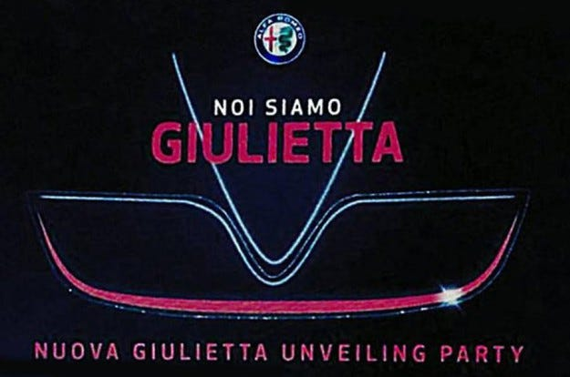 Alfa Romeo ще покаже в тесен кръг новия хечбек Giulietta