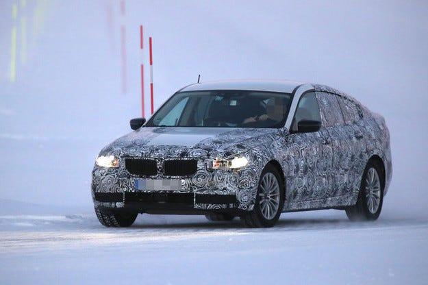 Новото BMW Серия 5 GT (II): Наследникът идва през 2017