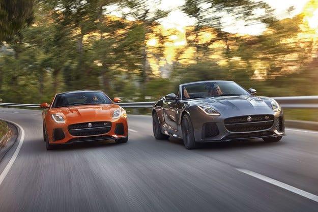 Jaguar разкри подробности за най-бързото си серийно купе