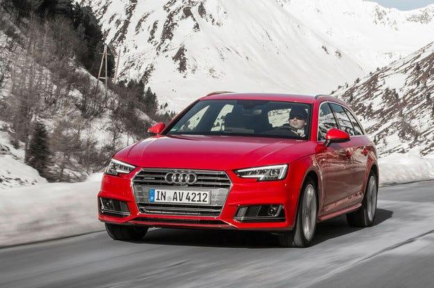 Audi Quattro Ultra: Това Quattro може също 4x2