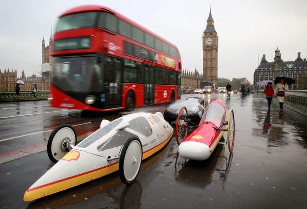 Три наши отбора ще участват на Shell Eco-marathon