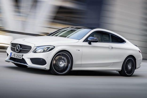 Купето Mercedes-AMG C43 получава 362-конски сили