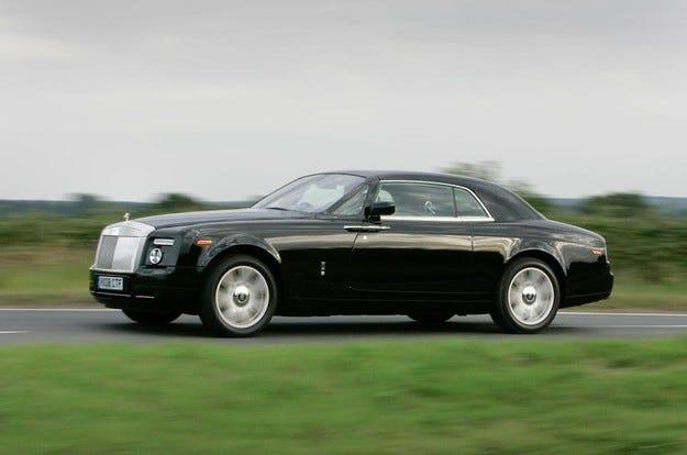 Спират производството на Rolls-Royce Phantom през 2016