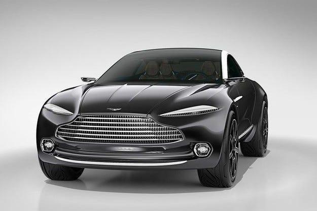 Aston Martin DBX GT ще слиза от конвейера в Уелс