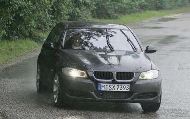 BMW трета серия