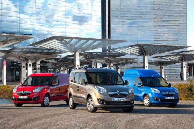Най-добър в класа си: Opel Combo начело в отчета на DEKRA