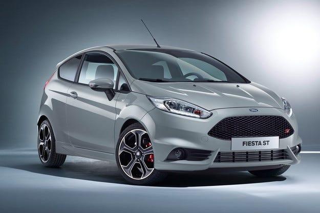 Компанията Ford представя свръхмощната версия Fiesta ST