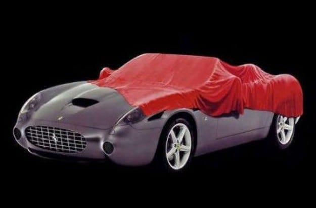 Zagato 575 GTZ Spyder