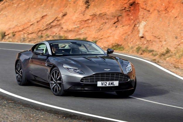 Aston Martin избра Bridgestone за официален партньор