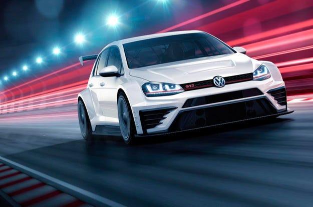 Volkswagen Golf GTI получава състезателна версия