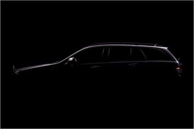 Mercedes C-класа T-Model