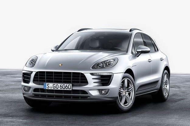 Porsche Macan 2016 сега вече и с четири цилиндъра