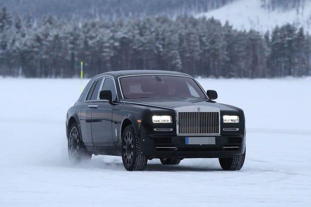 Кросоувърът на Rolls Royce ще се появи през 2018