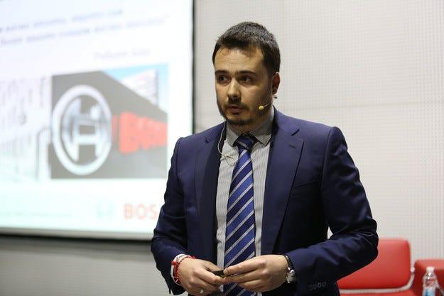 Bosch представи новаторската визия на компанията