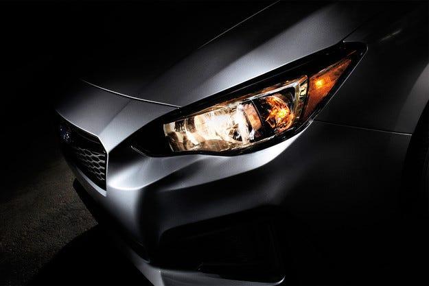 Subaru Impreza: В края на 2016 върху нова платформа