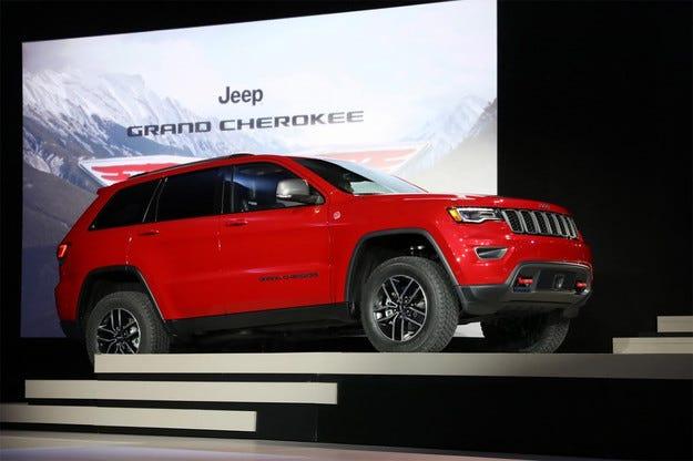 Янките подготвиха Jeep Grand Cherokee за тежък офроуд