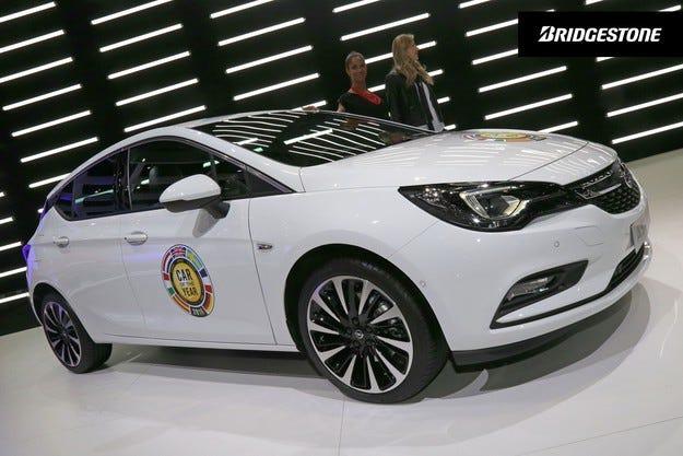Bridgestone е Доставчик на годината на GM за 2015 г.