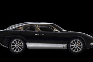 Шефът на Spyker обеща модел с четири врати и купе с V12