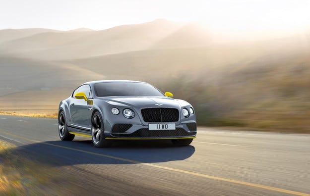 Добавиха конски сили на Bentley Continental GT Speed