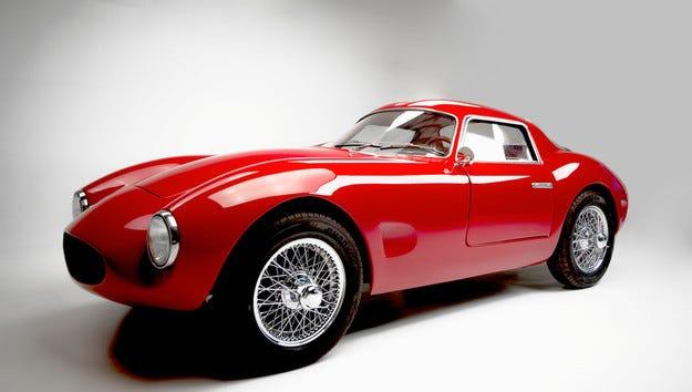 Италианската Effeffe Cars споделя визията на класиците