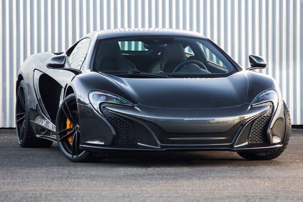 Gemballa GT: McLaren 650S е още по-наточен
