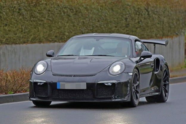 Обновеното Porsche 911 GT3 RS 4.2 идва през 2017 г.