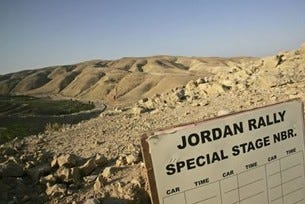 """рали """"Йордания 2007"""" - преди старта"""