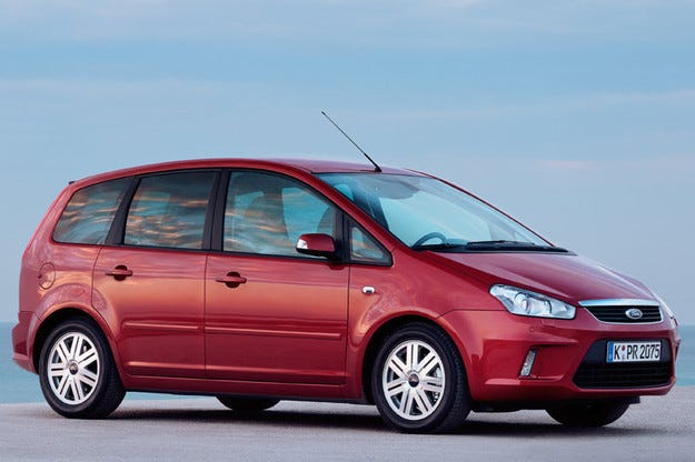 ford s-max 2 литра бензин расход