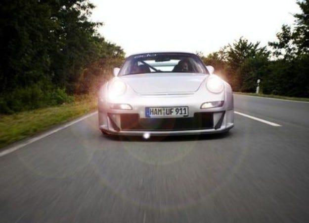 Edo Porsche 997 GT2 R