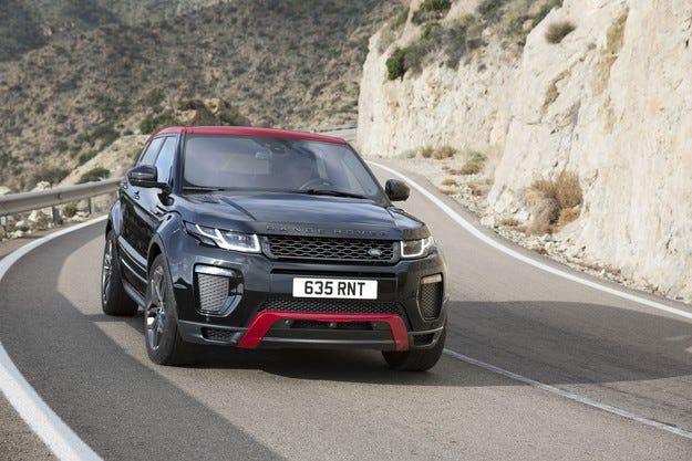 Обновиха най-продавания Range Rover Evoque
