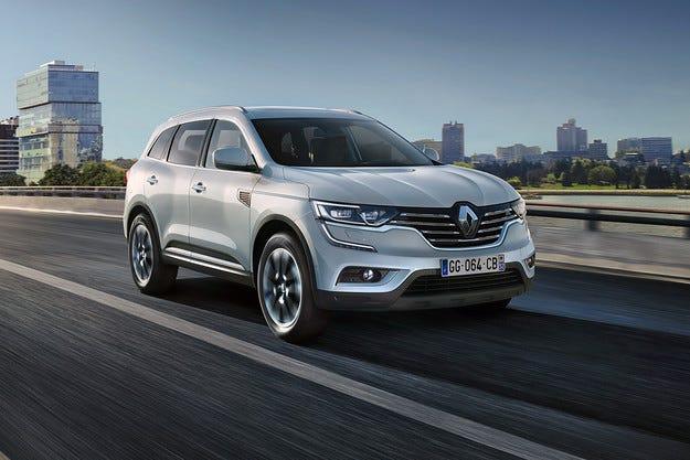 Новият Renault Koleos стъпва върху Nissan X-Trail