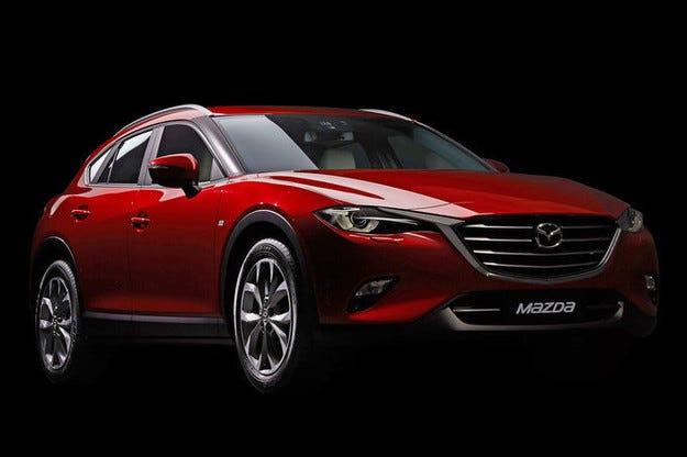 Mazda CX-4 в Пекин: Още едно SUV-Coupé